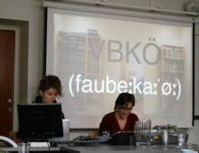 The VBKÖ's Archive as a Site of Political Confrontation or How to Sing Out of Tune?